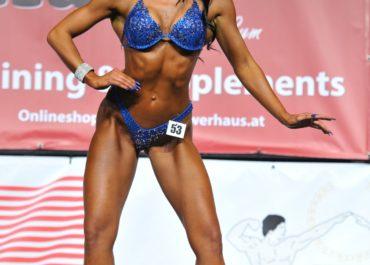 Alice Zahrer, 3. Platz Bikini IFBB AUSTRIA