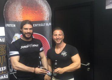 Neuer Deal mit Joybräu - Proteinbier für unsere Mitglieder