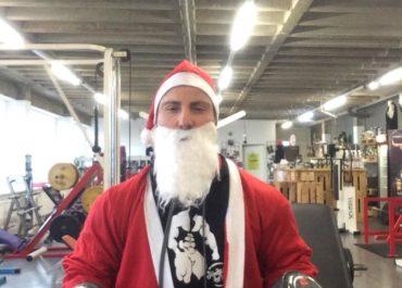 Der Nikolaus kommt für unsere Mitglieder
